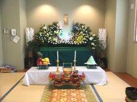 札幌市内他社でのご葬儀 ステラホールでの家族葬